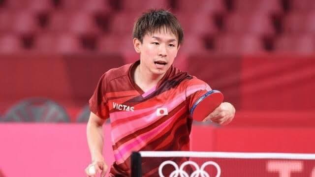 丹羽孝希選手の画像