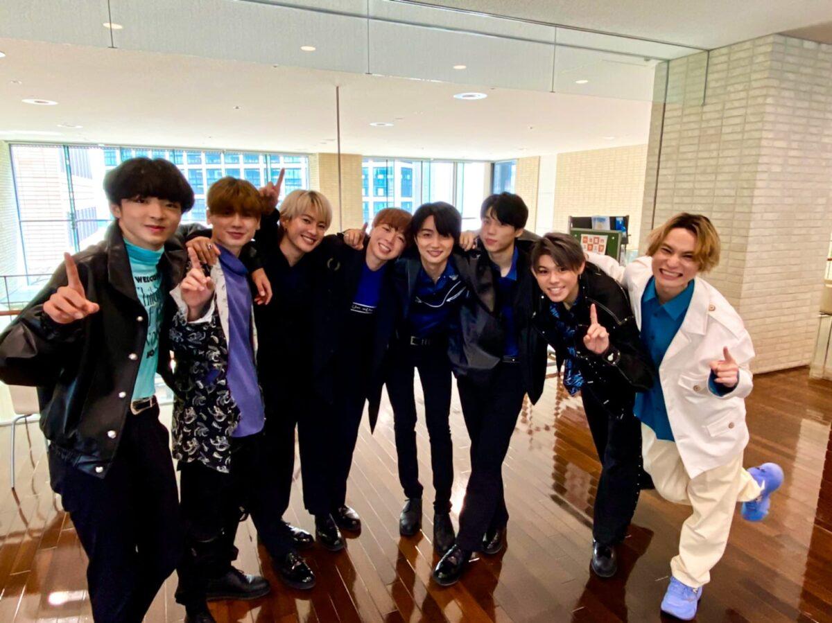 BE:FIRSTメンバーの写真